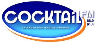 COCKTAIL FM LOGO 2016